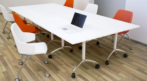 Fliptop Rectangular Tables
